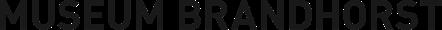 Museum Brandhorst Logo für Mobil-Geräte